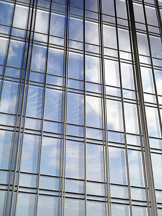 Construction Of Glass Curtain Wall Archi Fied