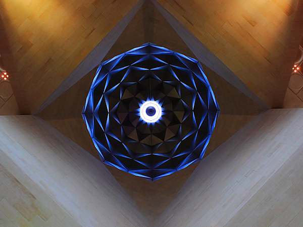 08-Museum of Islamic Arts--Dome Skylight