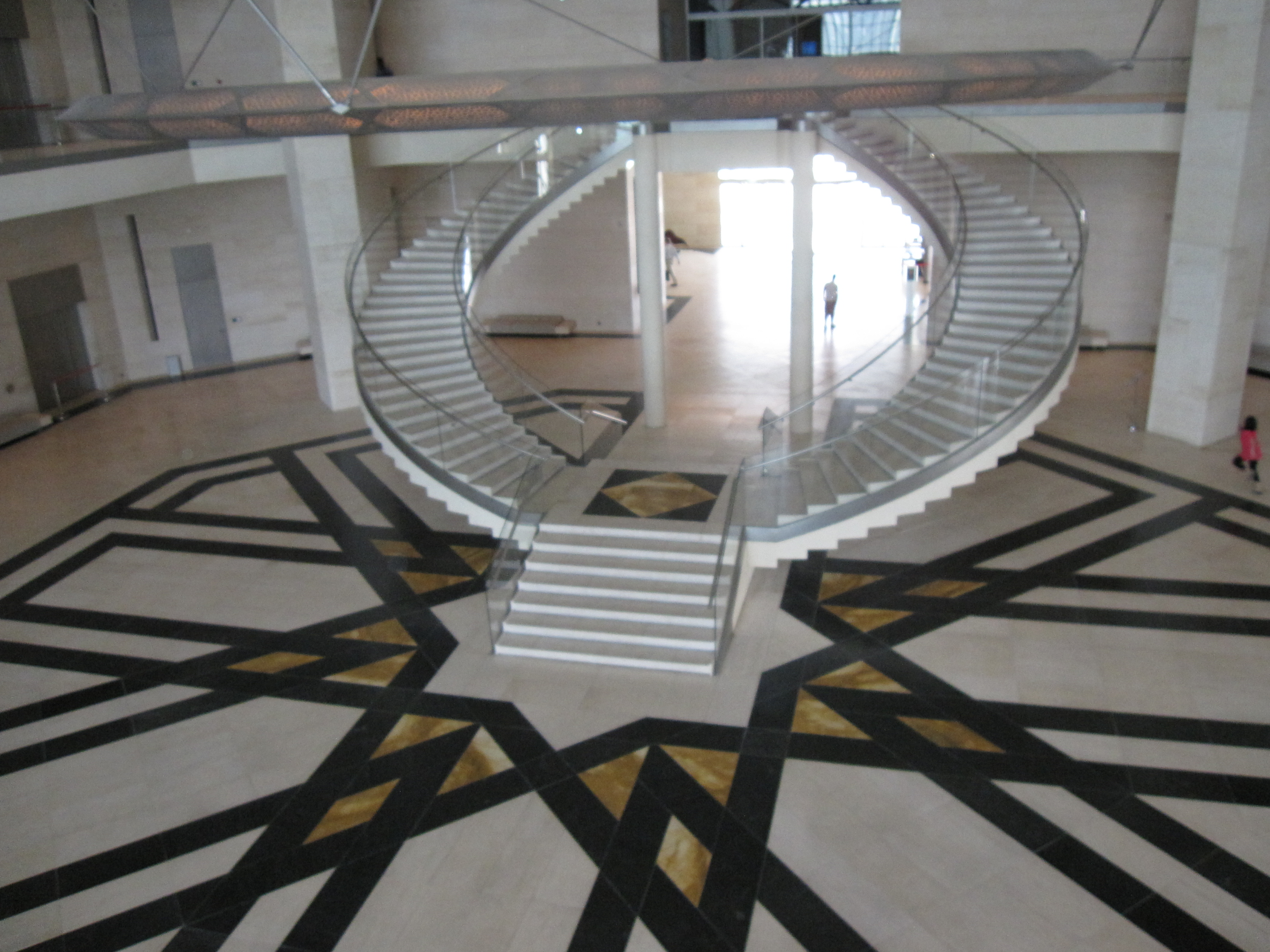 11- Museum of Islamic Arts- Stairs