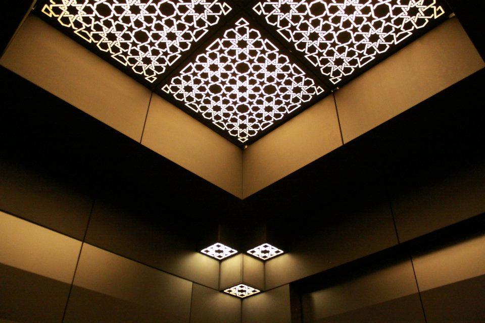 14- Museum of Islamic Arts-Jali Design