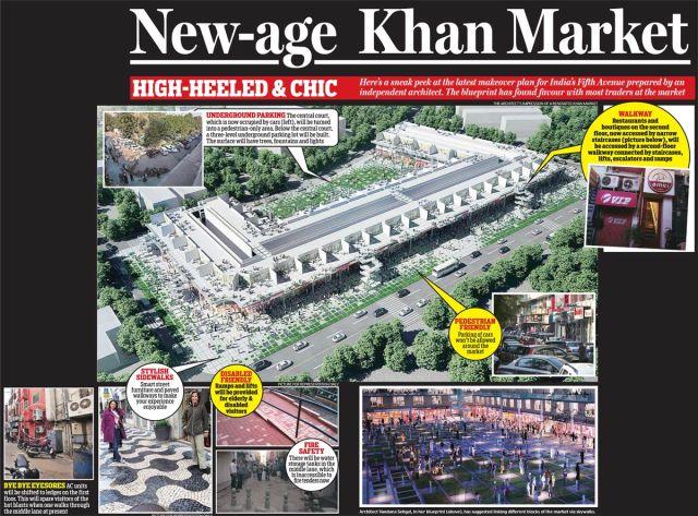 Khan Market Plan