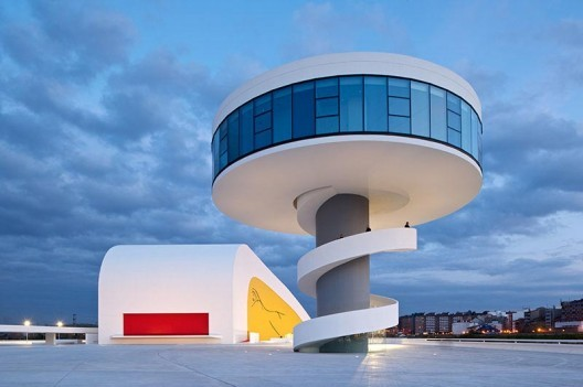 Niemeyer Center in Spain