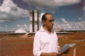 Young Oscar Niemeyer