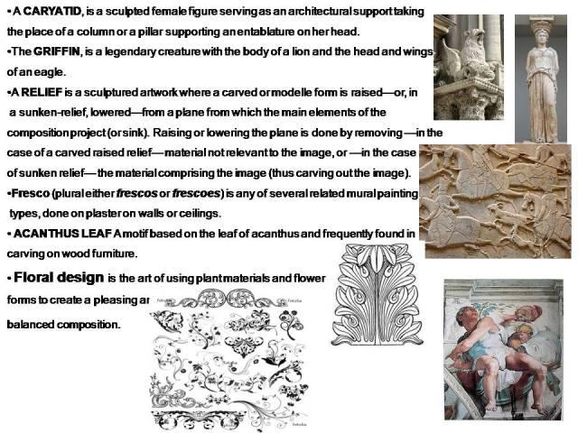 Interior Terminology-2